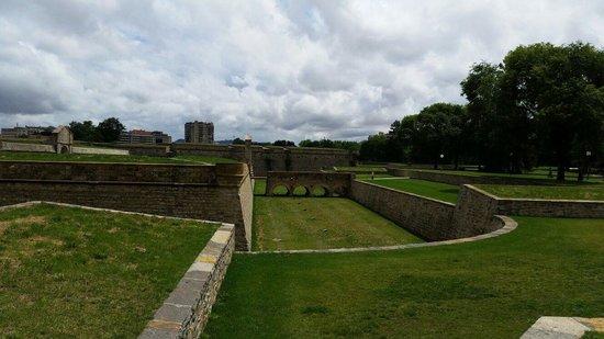 Conjunto Fortificado de Pamplona: Fortaleza