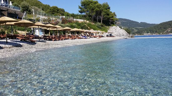 Adrina Resort & Spa: Beach