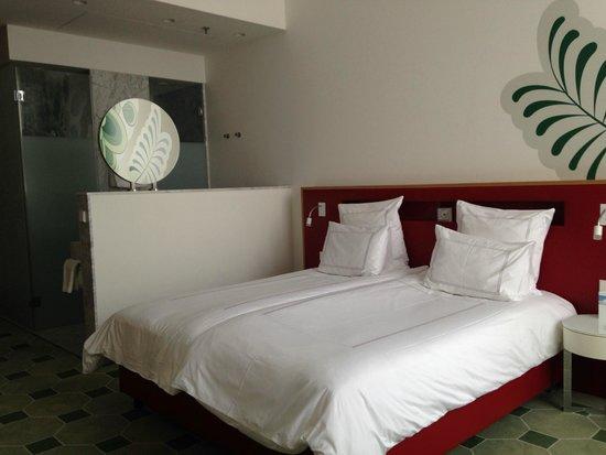 Hyperion Hotel Dresden am Schloss: Meu apartamento