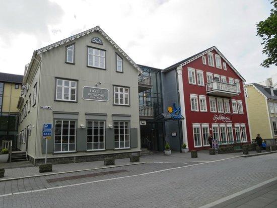 Hotel Reykjavik Centrum: Hotel exterior