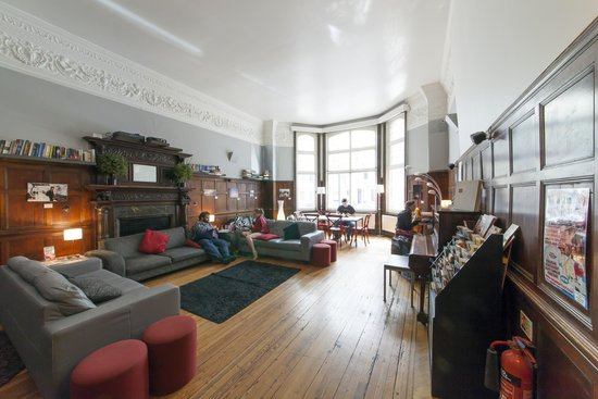 Astor Hyde Park Hostel : Lounge