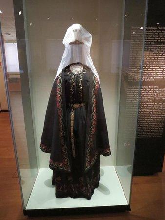 Musée national d'Islande : Folk costume