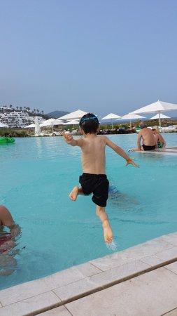Club Med Yasmina : la piscine