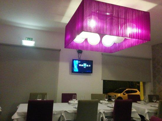 Caseiro Restaurante: sala
