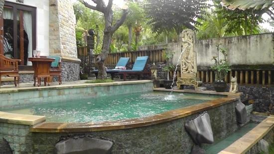 Onlyou Villas: собственный бассейн у виллы