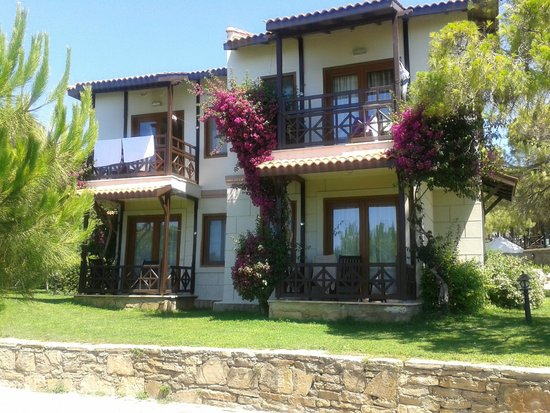Voyage Sorgun: Picture of Bungalow in Hotel grounds