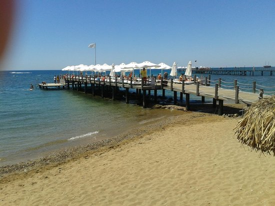 Voyage Sorgun: Adult sunbathing pier