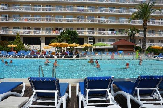 GHT Oasis Park & SPA : Основной бассейн