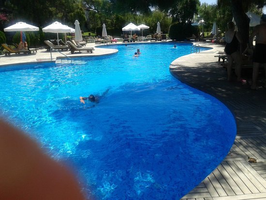 Voyage Sorgun: Adult only Pool