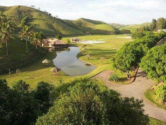 Fazenda Ribeirao Hotel De Lazer : Lago