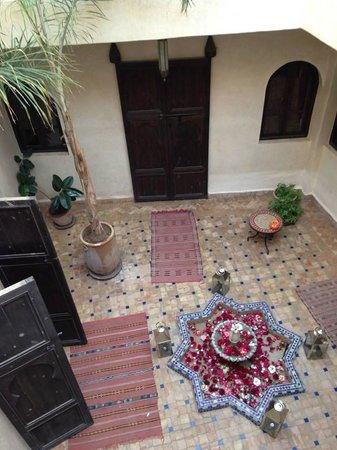 Riad Al Rimal : Atrium