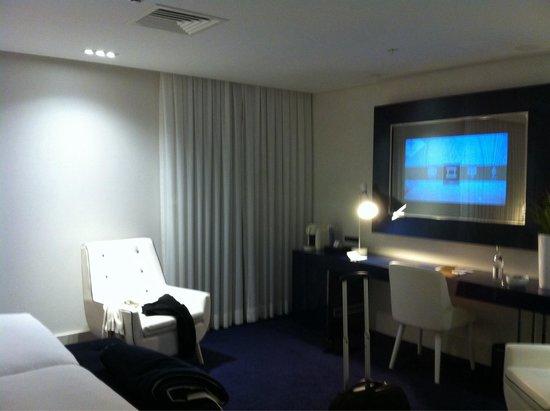 Hotel Portugal: Chambre luxe