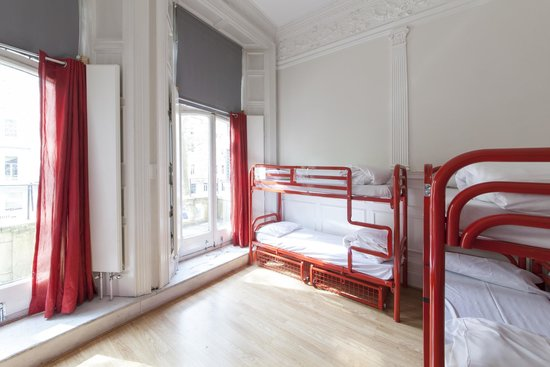 Astor Hyde Park Hostel : 10-Bed Dorm