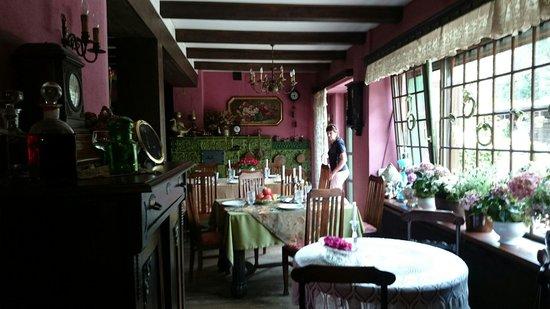 Restauracja z Zielonym Piecem