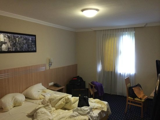 Hotel Cult: Chambre 4* avec un rideau