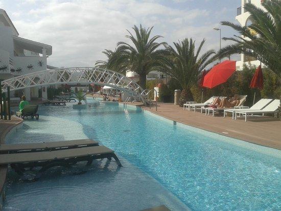 Ushuaia Ibiza Beach Hotel: pool