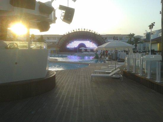 Ushuaia Ibiza Beach Hotel: relax