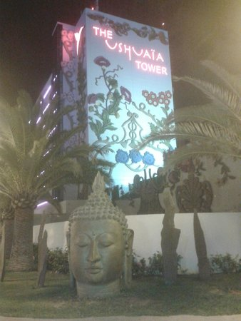 Ushuaia Ibiza Beach Hotel: tower