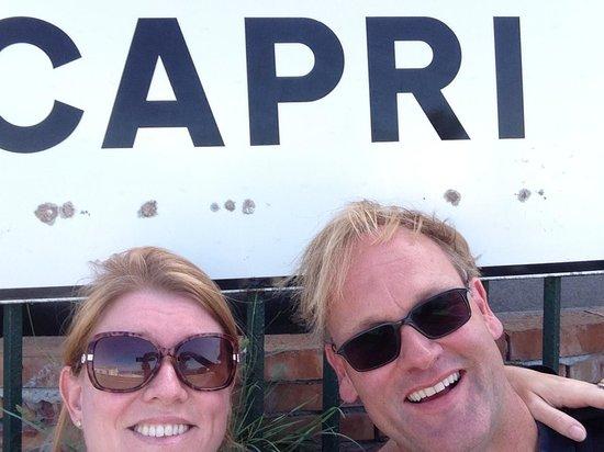 Capri Inn : Samen op het romantische Capri