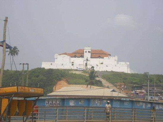 Elmina Castle : Fort St. Jago