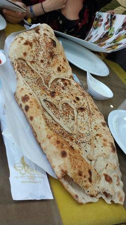 Ravza Restaurant: Brot ravza