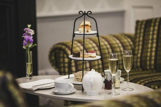 Sparth House Hotel: Afternoon Tea