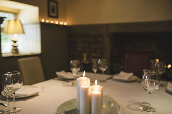 Sparth House Hotel: Dining
