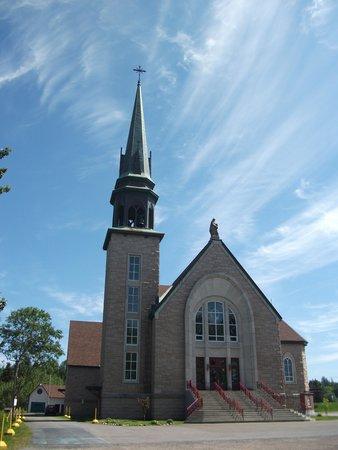 Sanctuaire Sainte-Anne de la Pointe-au-Père, Rimouski