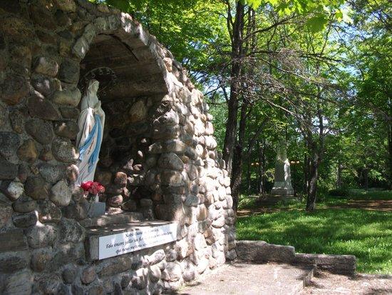 Sanctuaire Sainte-Anne-de-la-Pointe-au-Père : Sanctuaire Sainte-Anne de la Pointe-au-Père, Rimouski