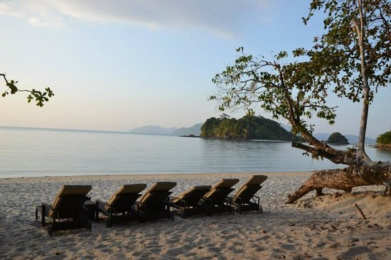 The Andaman, A Luxury Collection Resort: Beach