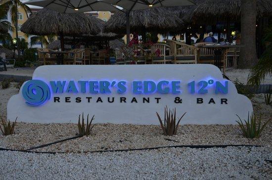 Costa Linda Beach Resort: On site restaurant