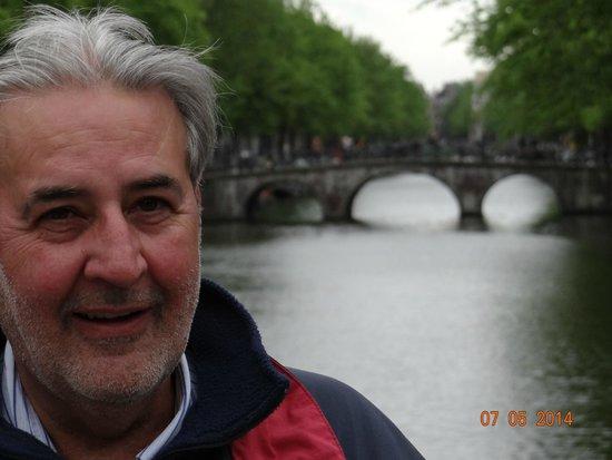 SANDEMANs NEW Europe - Amsterdam: Paseando en el canal
