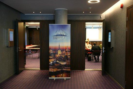 Tallink Spa & Conference Hotel: Конференц-залы