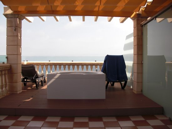 Barcelo Illetas Albatros: Room with Jacuzzi