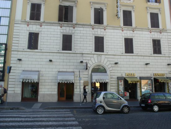 Hotel Stromboli : Vista do Hotel