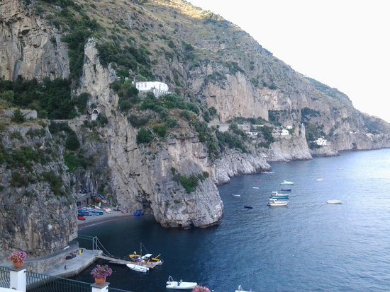 Hotel Onda Verde: Fantastic view from our room!
