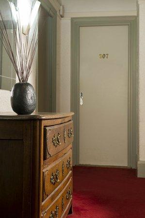 Hôtel La Résidence : décoration