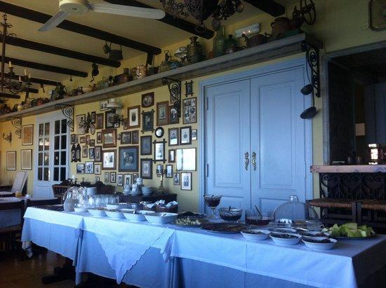 Doma Hotel: Breakfast room
