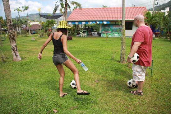 Football Crazy Golf - Phuket: Wallop!