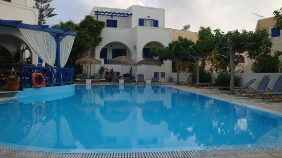 Hermes Hotel: Pool