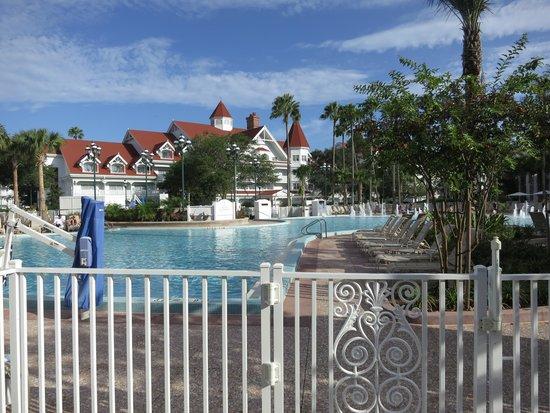 Disney's Grand Floridian Resort & Spa: At our doorstep