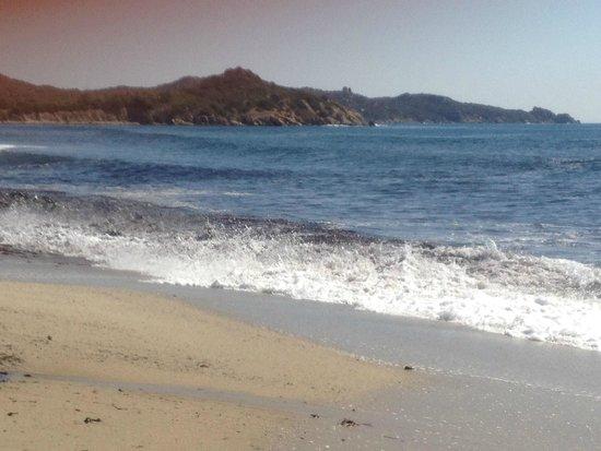 Tiliguerta Camping Village : spiaggia
