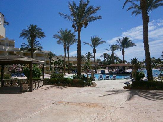 Sultan Beach Hotel: пляж