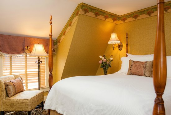 The Village Inn of Woodstock: Room 6