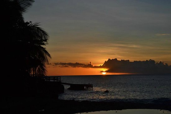 Ti Kaye Resort & Spa: Gorgeous sunsets