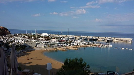 Hotel Pure Salt Port Adriano: Great view