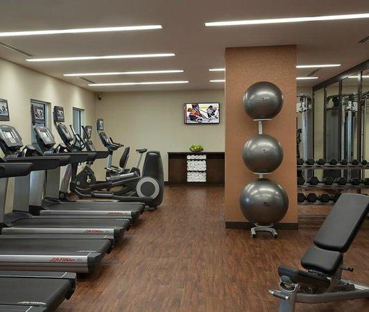 Niagara Falls Marriott Fallsview Hotel & Spa : Fitness Room