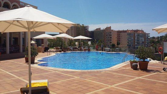 Hotel Pure Salt Port Adriano: the pool