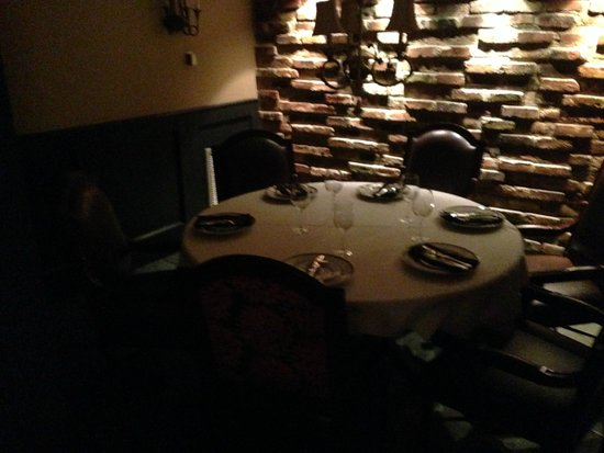 Omni Royal Orleans: 1 of 3 private dining rooms