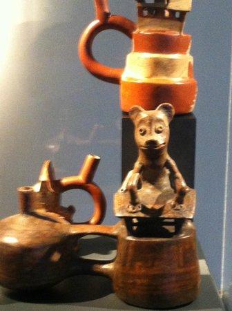 Museo Chileno de Arte Precolombino: Objetos diversos